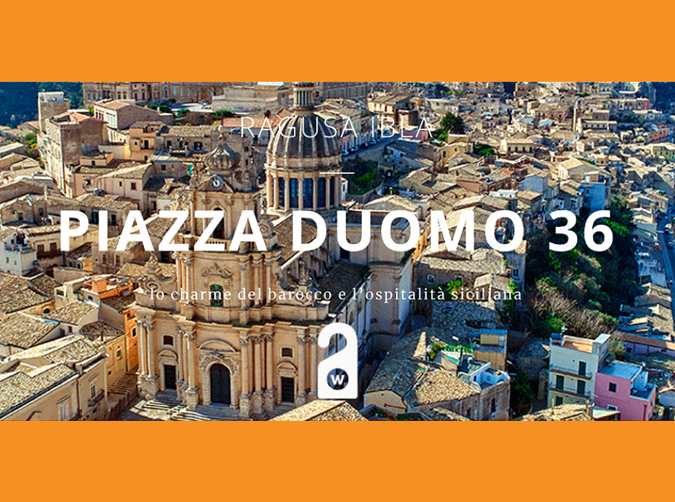 Benvenuta Piazza Duomo Ibla 36 nella famiglia withinn