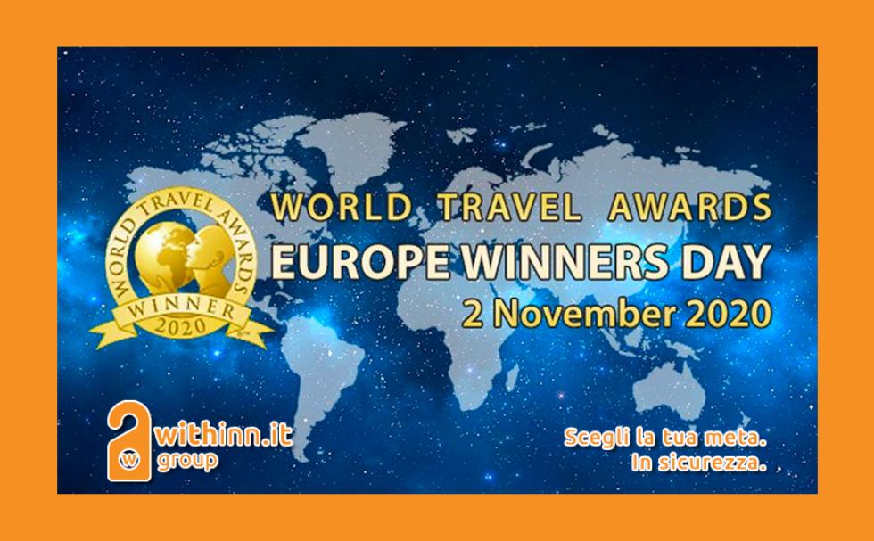 WTA: Oscar del Turismo Europa 2020