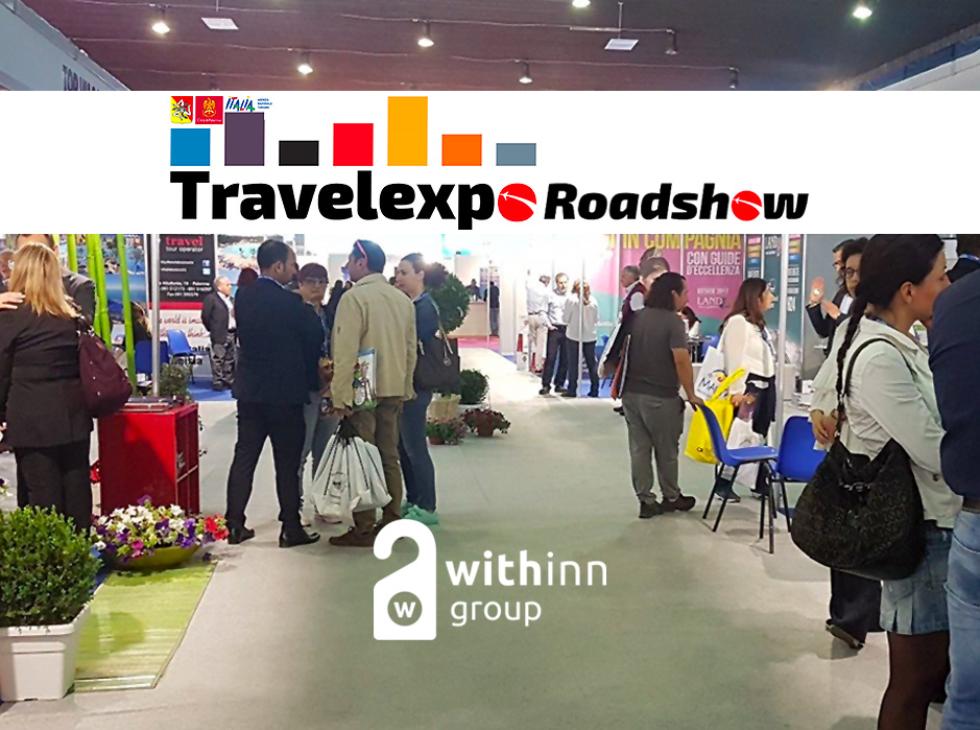 Nuovi incontri per withinn al Travelexpo Roadshow